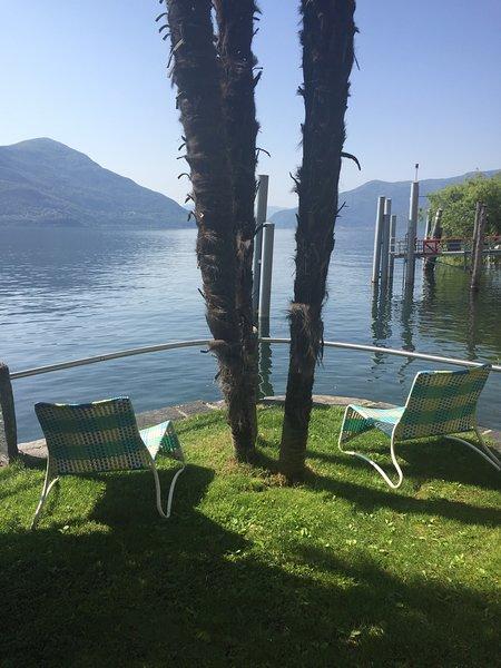 Casa San Martino al Lago, location de vacances à Brissago