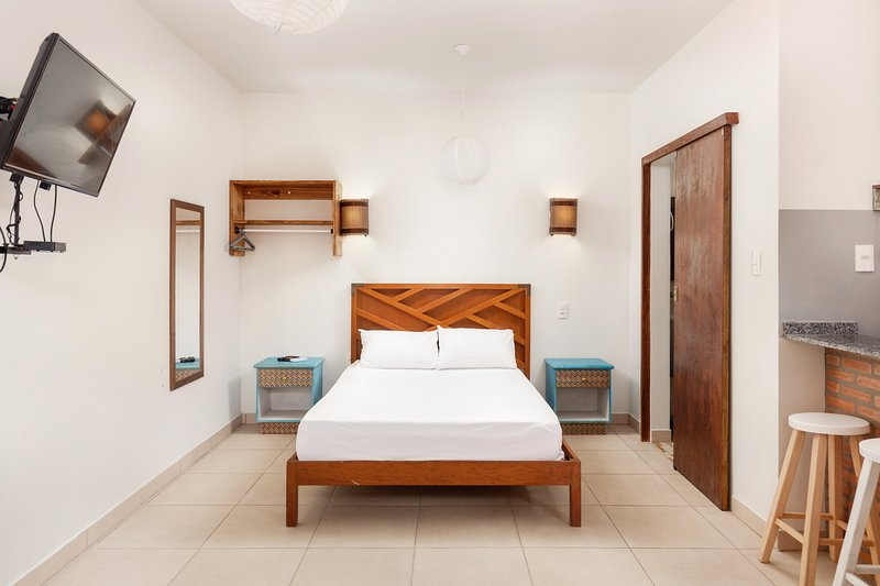 cozy charming studio surrounded by nature, holiday rental in Sao Joao do Rio Vermelho