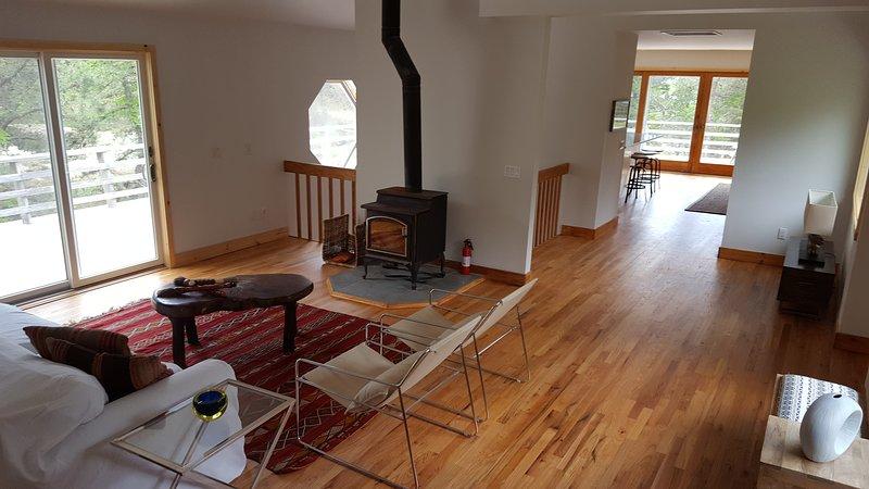 Hip Hampton Home, alquiler vacacional en Amagansett