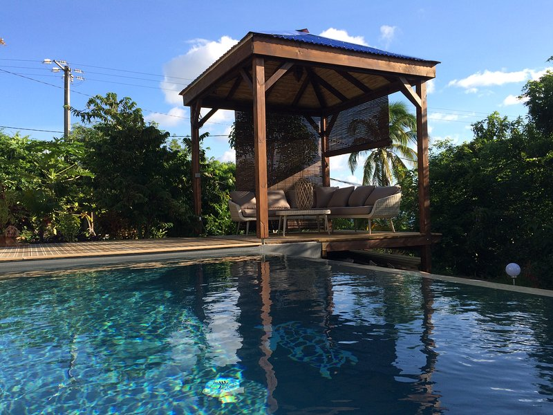 GITE LA TORTUE BLEUE, vacation rental in Guadeloupe