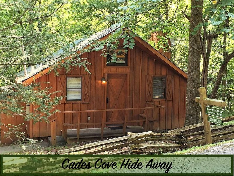 Cades Cove Hide Away, vacation rental in Townsend