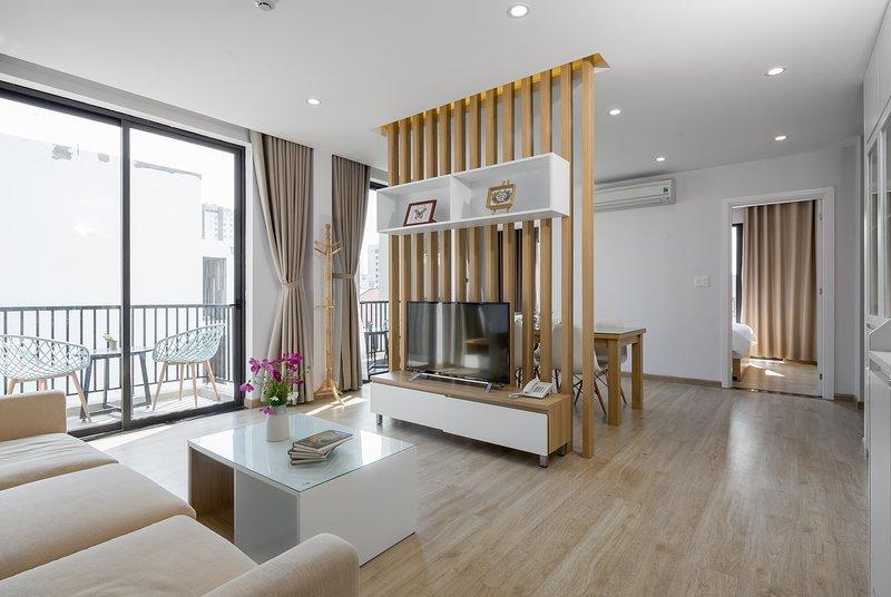Vivian Villa & Apartment by My Khe beach, location de vacances à Phuoc My