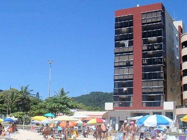 Frente ao Mar, no Ultimo Andar, Vista Panoramica, casa vacanza a Canelinha