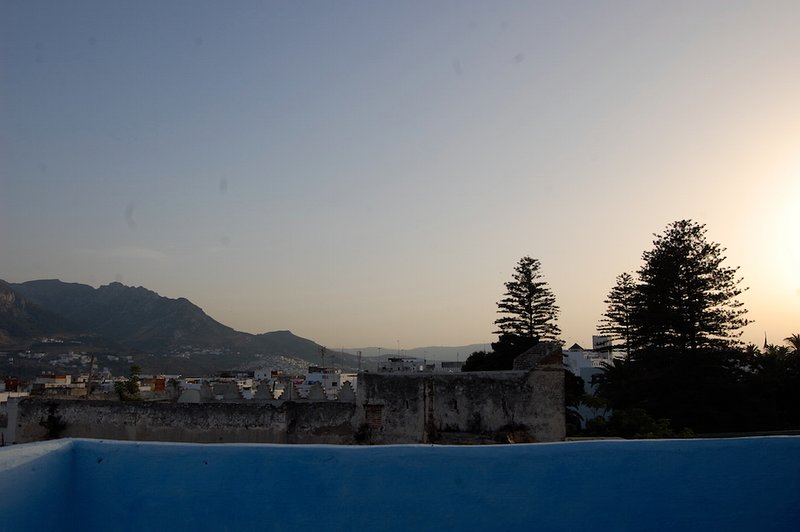 Cozy house in the old Medina, holiday rental in Tetouan