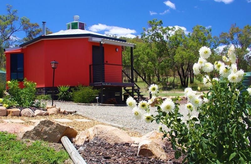 Namar Yurt Ballandean MJs Yurts, holiday rental in Liston