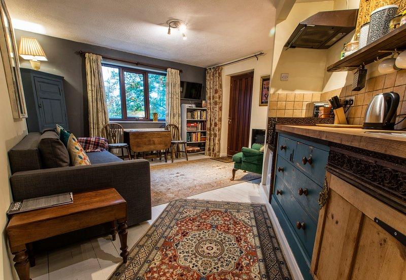 Glastonbury apartment Dilkara, location de vacances à Glastonbury