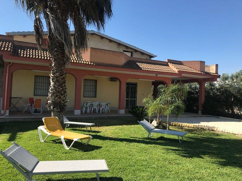 Casa vacanze Villa della Pasquarella, location de vacances à Ispica