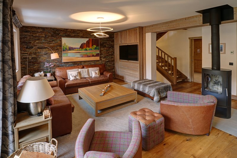 Chalet La Petite Chapelle, Alpine Ethos, holiday rental in Meribel