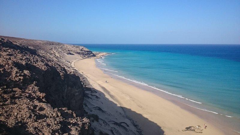 `Playa del Mal nombre a 9 km de Casa Morisca Lapiada