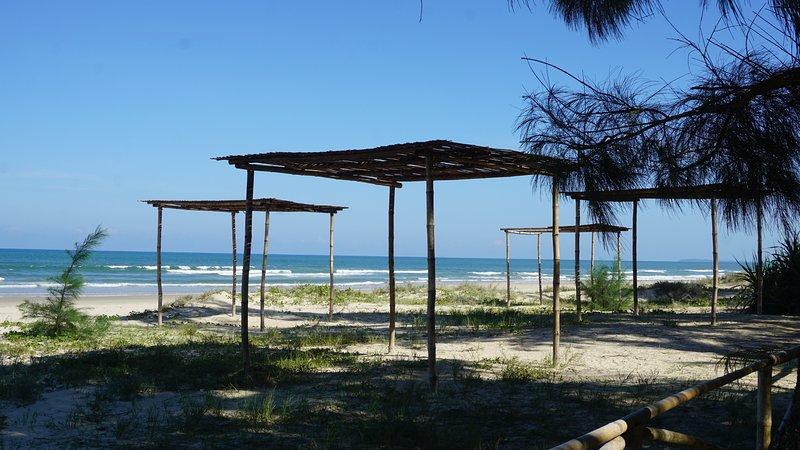 Tam Thanh Natural Beach Resort, casa vacanza a Tam Ky