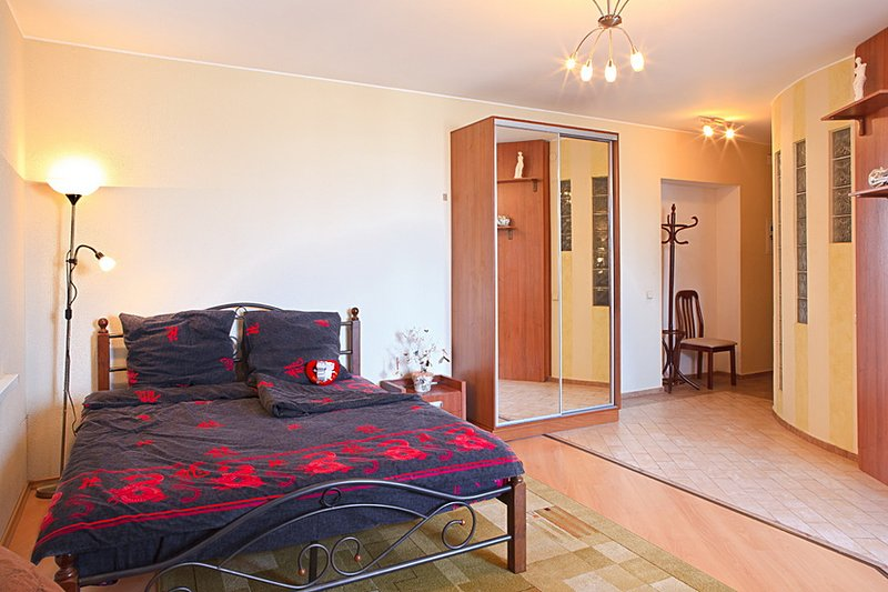 Apartment in the center of Sevastopol, Crimea, holiday rental in Voronezh Oblast