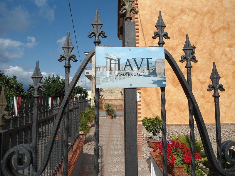 B&B H.AVE (HOSPES AVE) Benvenuti Ospiti, aluguéis de temporada em Pompeia
