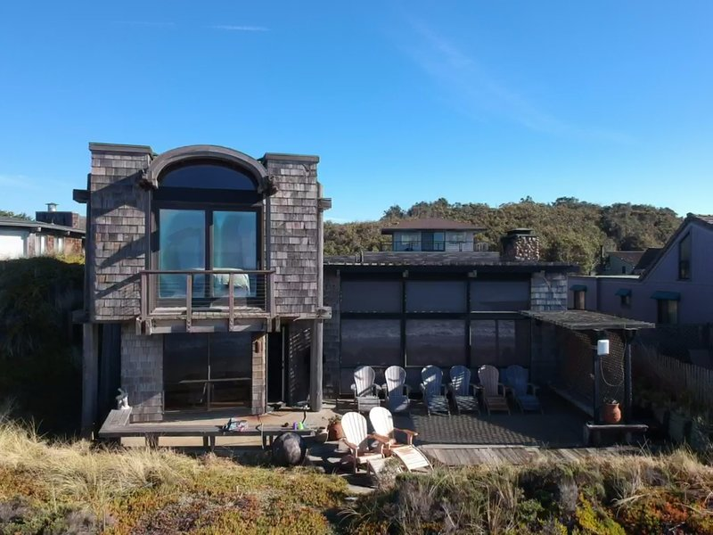 spectacular ocean front home in monterey bay has cable satellite tv and terrace updated 2020 tripadvisor pajaro dunes vacation rental spectacular ocean front home in