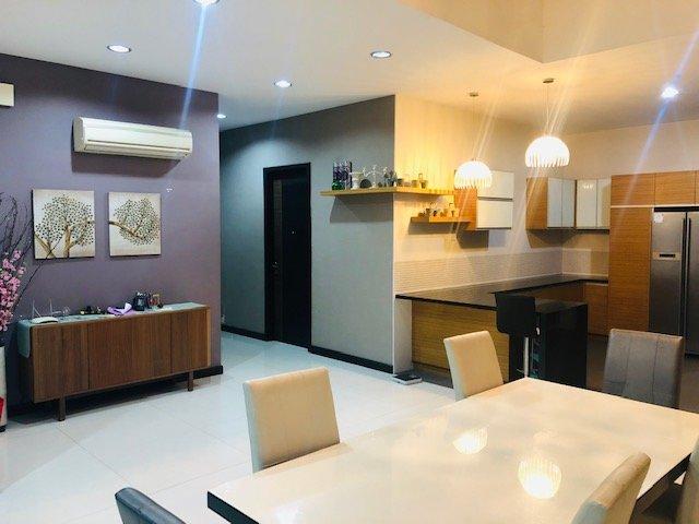 Modern-Style Bungalow in KL, holiday rental in Sri Kembangan