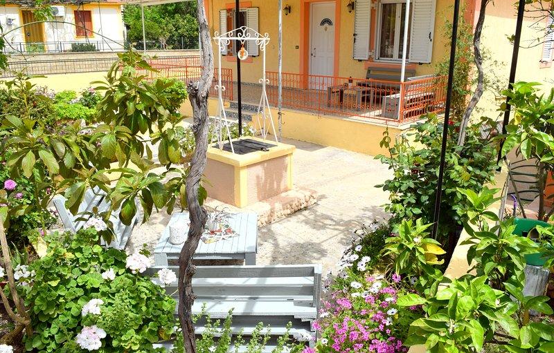 Cottage Jasmine, casa vacanza a Karavadhos