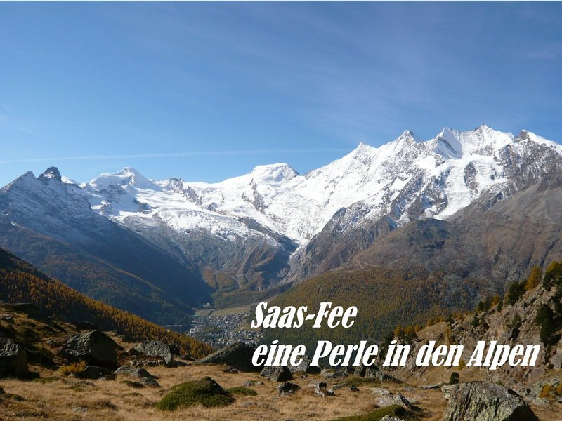 High plateau Perel of the Alps