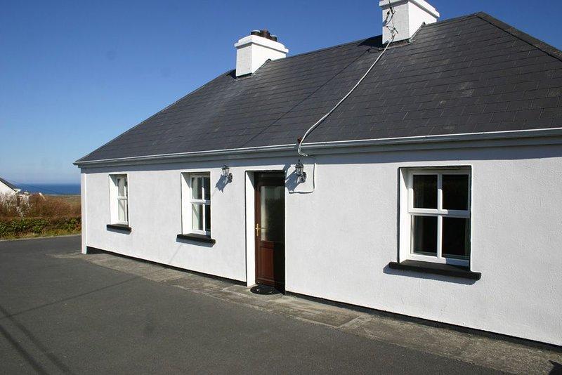 Renvyle 297 Atlantic View, location de vacances à Tully