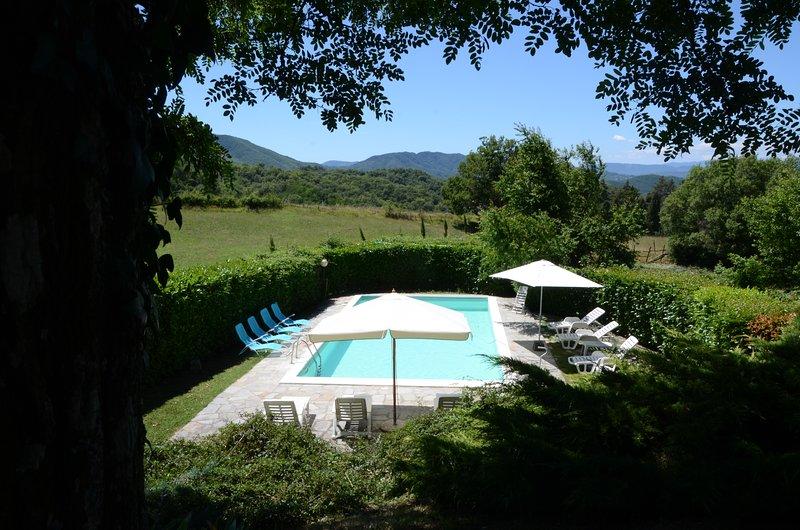 Villa Poggiolo - Oasi di relax, casa vacanza a Borgo San Lorenzo