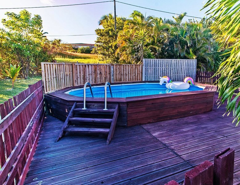 Amazing villa with swimming-pool, vacation rental in Le Vauclin