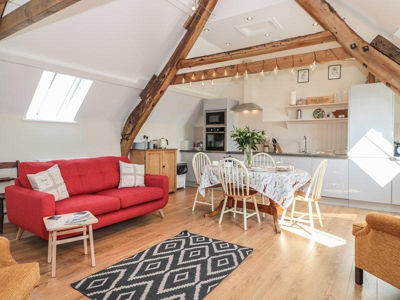 Hay Loft 5 star cottage barn conversion sleep upto 4 people, just 4 miles from Durham