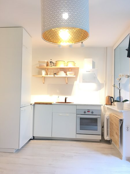 ☆ Perfect Spot Apartment ☆ everywhere in 10 min., holiday rental in Paberze