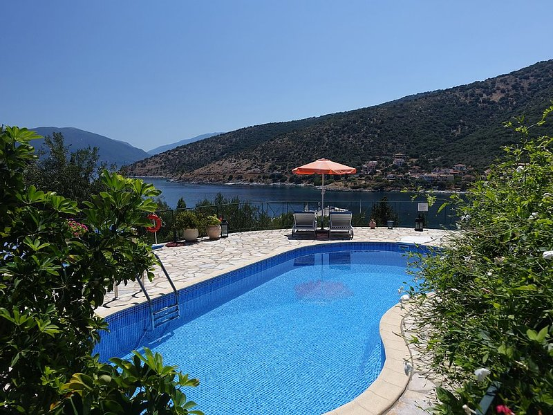 Villa Mema in Agia Efimia: The place to be in Kefalonia