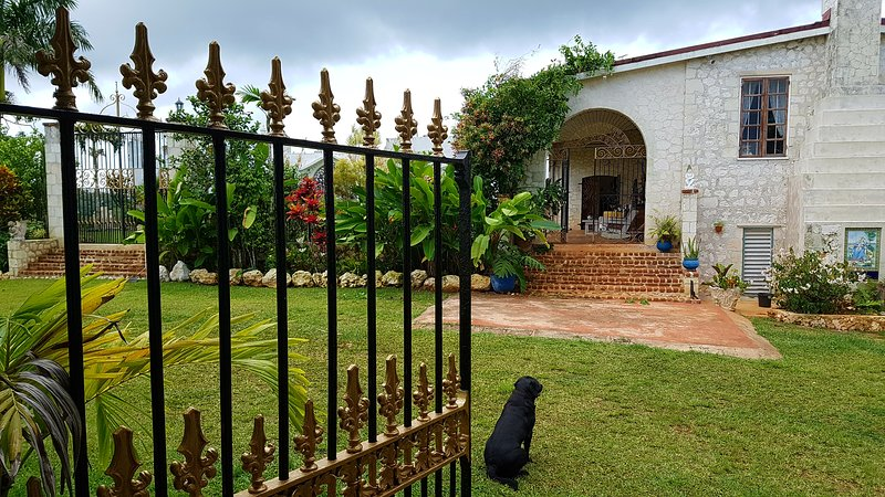 Geddes Great House Health and Wellness Farm, holiday rental in St. Ann's Bay