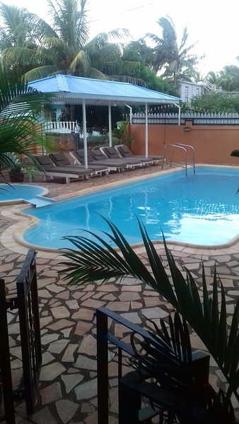 Amazing studio with shared pool, holiday rental in Pamplemousses
