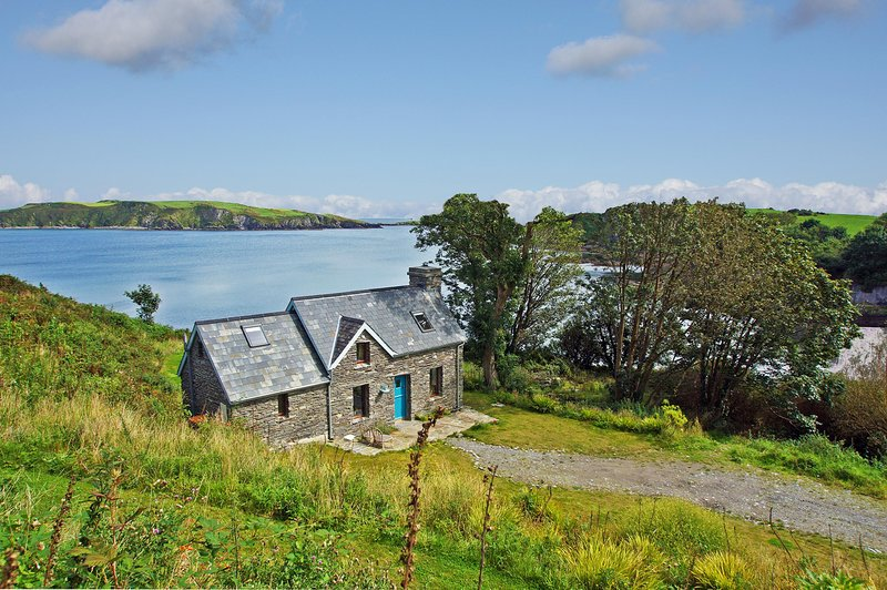 396 - Castletownshend, vacation rental in Glandore