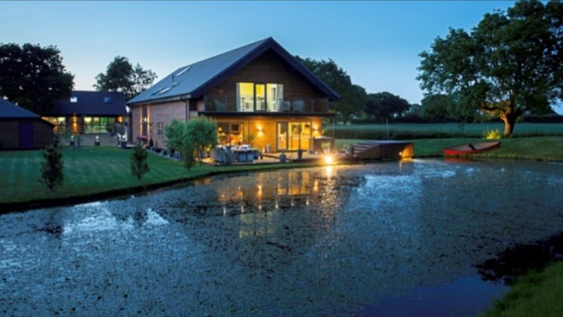 Waterside Lodge, Ferienwohnung in York