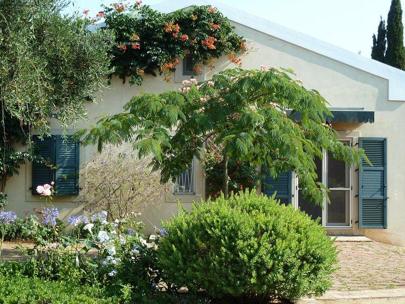 Villa Myrtia, vakantiewoning in Pelekas
