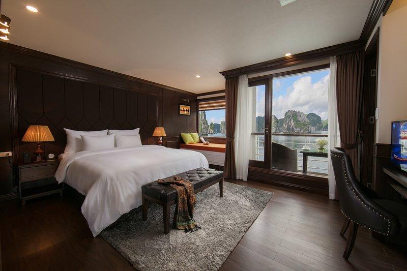 Suite Elegance con balcón