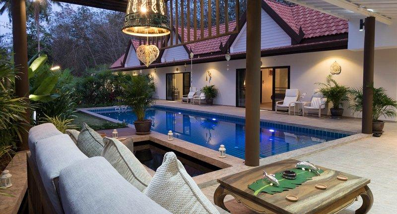 Villa Zen Samui B&B, holiday rental in Koh Phaluai