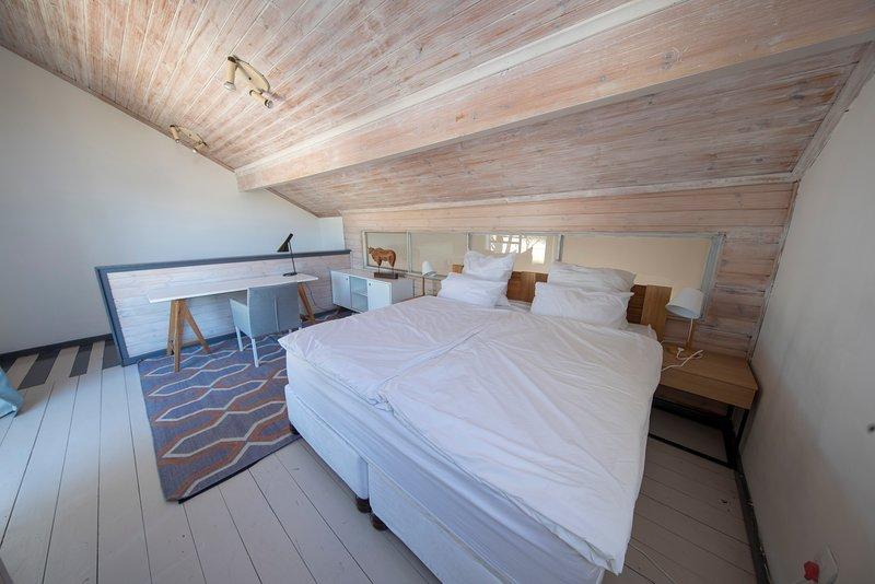 Cottage Sauvignon - Third Bedroom