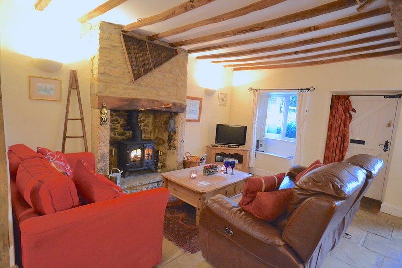 Odd Cottage in Oddington, vacation rental in Adlestrop