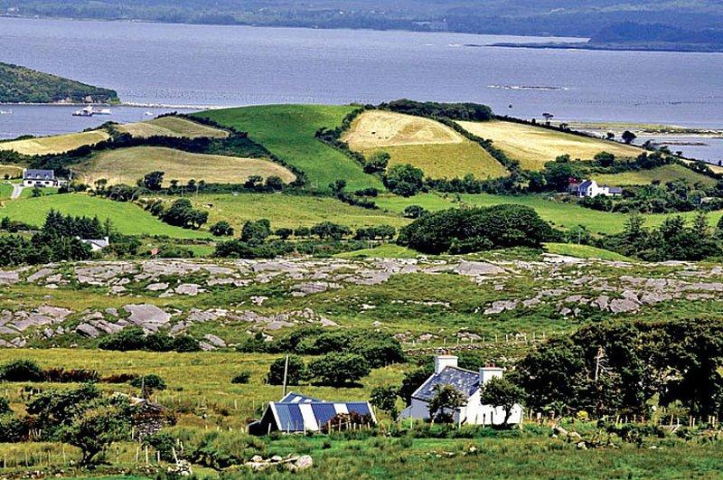 101- Ardgroom, Ferienwohnung in Castletownbere