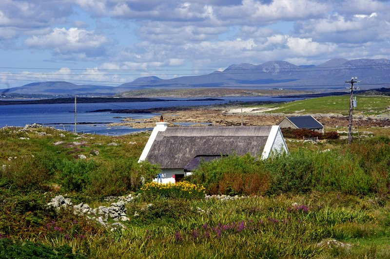 '224- Halfmace, Carna', vacation rental in Carna