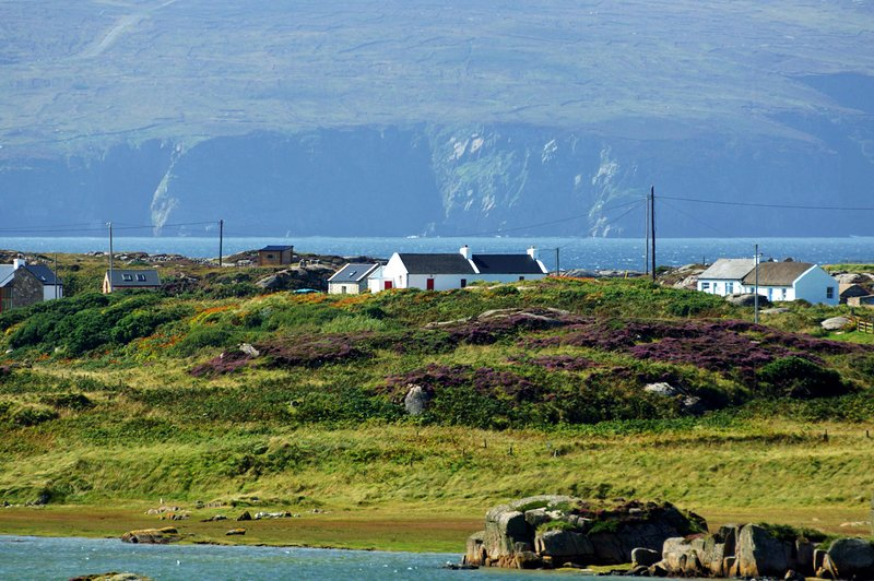 296- Cruit Island, Kincasslagh, vacation rental in Loughanure