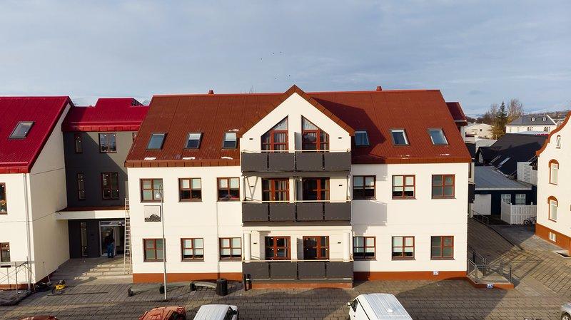 Hrimland Luxury Apartment, alquiler vacacional en Región Nororiental
