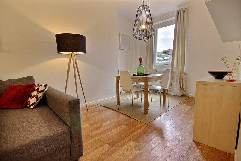 Chez Jean 3 - 1 bedroom, location de vacances à Trois Ponts
