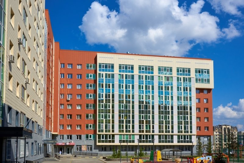 Clean, cozy and fully-furnished apartments in the heart of Astana, alquiler vacacional en Akmola Province