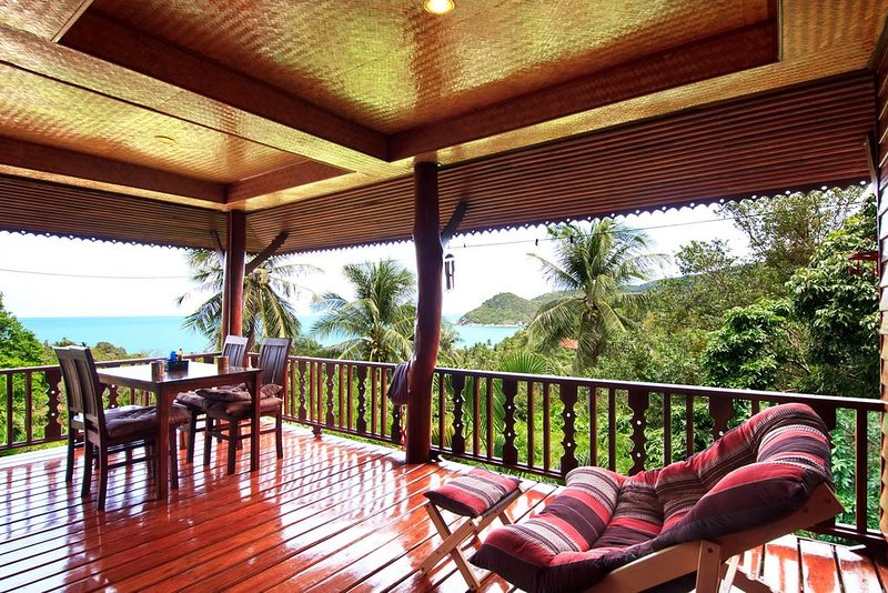 Wonderful Island Retreat | Thong Nai Pan Noi, holiday rental in Ko Pha Ngan