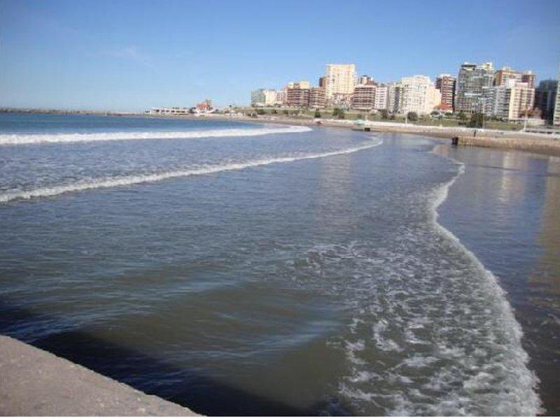 Apartamento Torreon a metros de mar, holiday rental in Mar del Plata