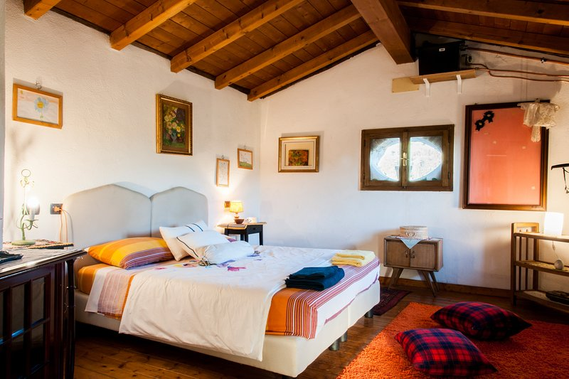Villa de' Luccheri - Suite Romantica, holiday rental in Guardia Sanframondi
