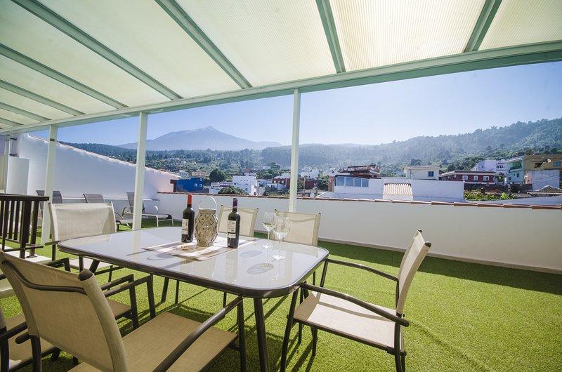 Penthouse El Rincón, location de vacances à El Amparo