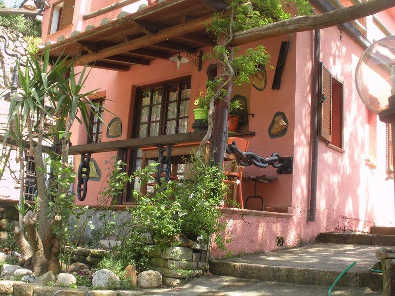 app in villetta allElba, vacation rental in Rio Nell'Elba
