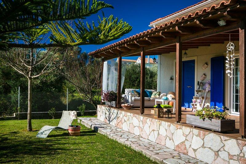 Villa Aspa, holiday rental in Skala