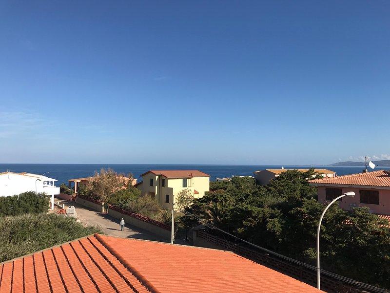 Mansarda Azzurra s, holiday rental in Multeddu