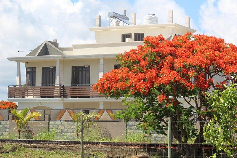 sky choisy villa, casa vacanza a Mont Choisy