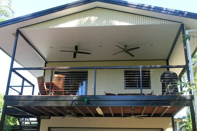 Bamboo Bungalow in Stuart Park, vacation rental in Darwin